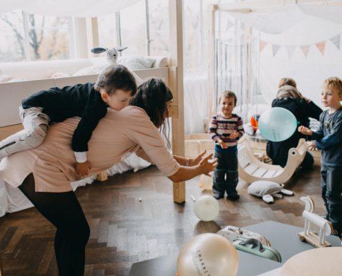 Rostoucí nábytek, dětská postel, variabilní nábytek