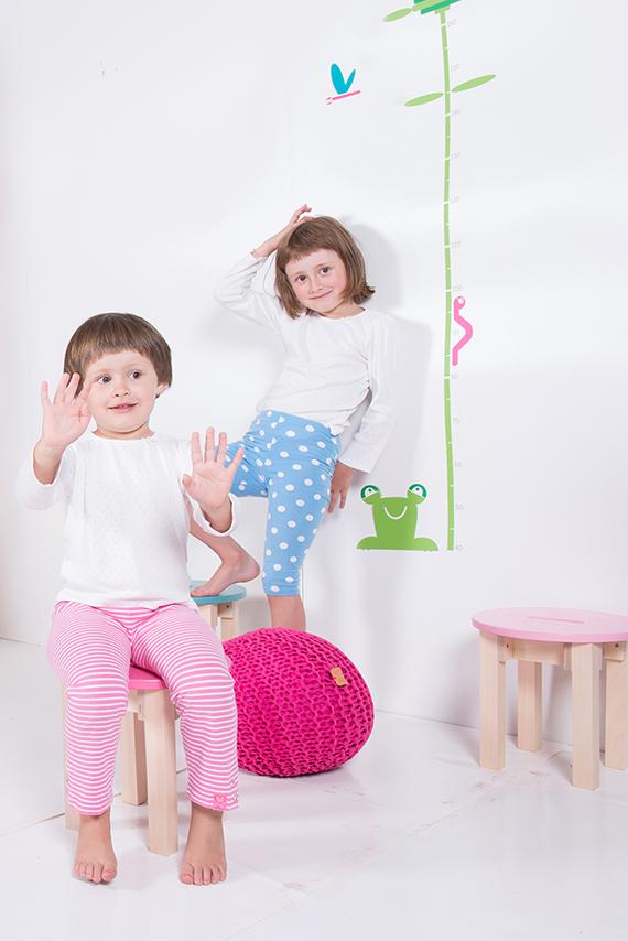 Dětské židličky, variabilní nábytek