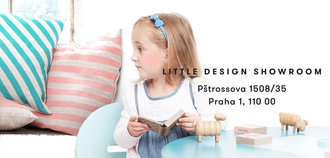 děstký nábytek, little design, dřevěný nábytek, nábytek pro děti